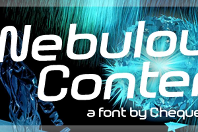 Nebulous Content Font
