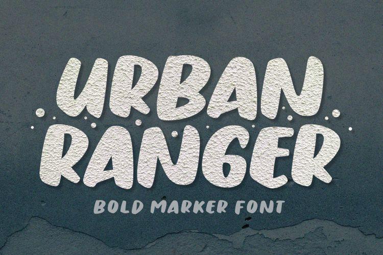 Urban Ranger Font