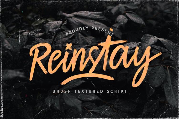 Reinstay Font