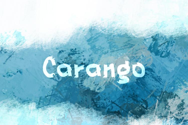 c Carango Font