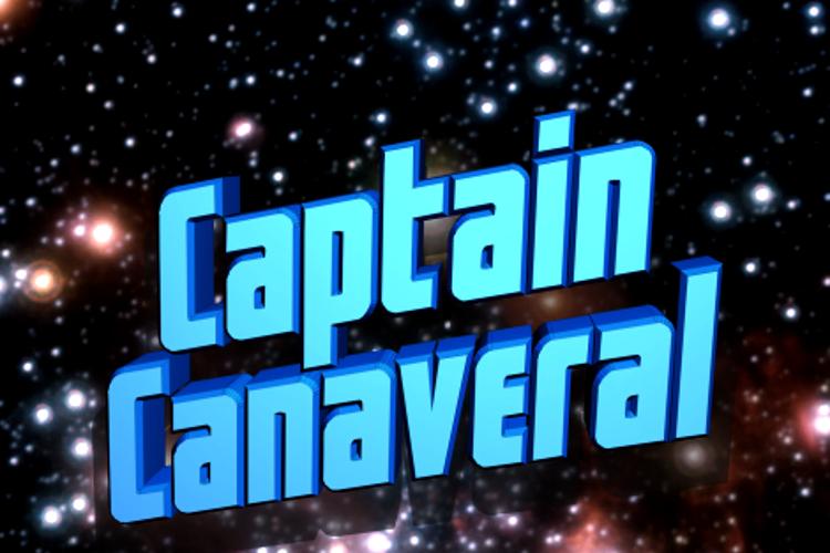 Captain Canaveral Font