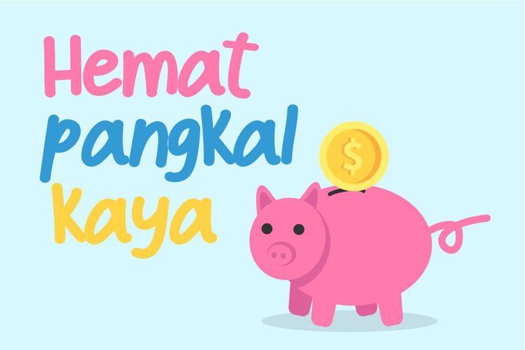 Pocket Money Font