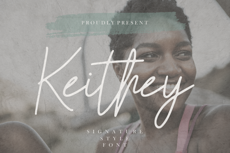 Keithey Font