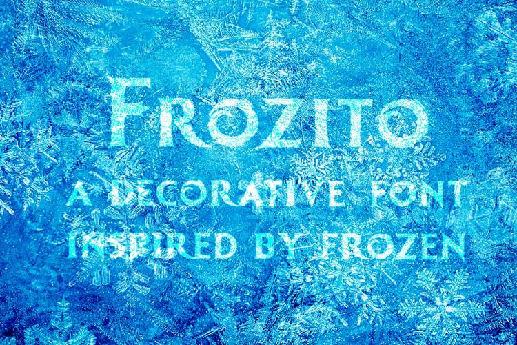 Frozito Font