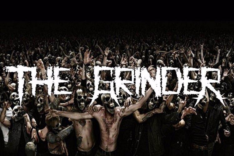 The GrindeR Font