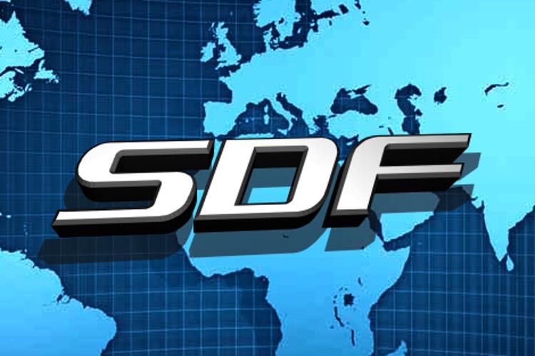 SDF Font