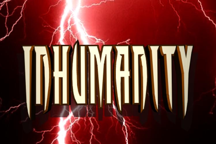 Inhumanity Font