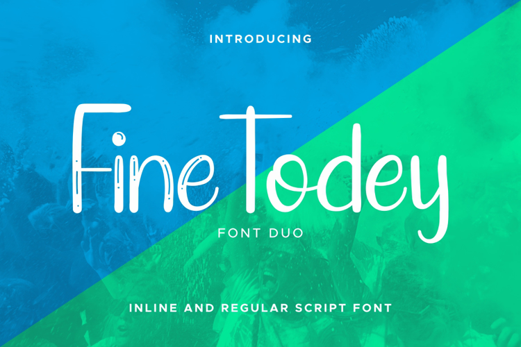 Fine Todey Font