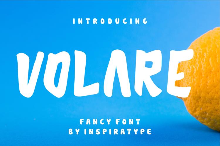 VOLARE Font
