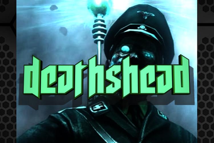 Deathshead Font