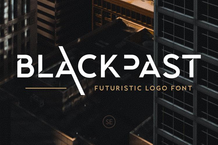 Blackpast Font
