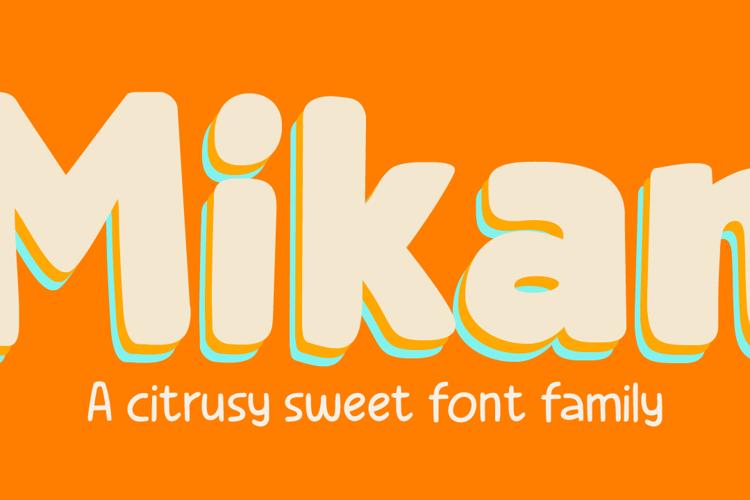 Mikan Font