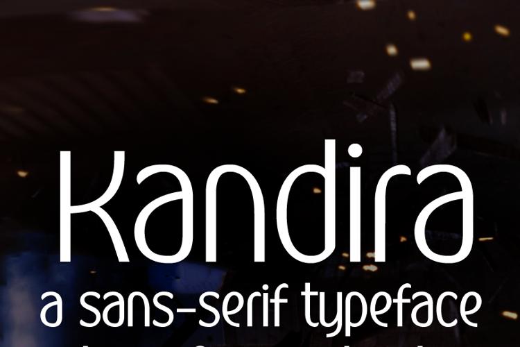 Kandira Font