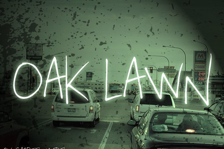 Oak Lawn Font