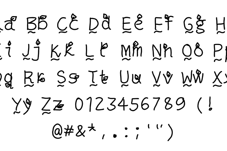 ombro naturale Font