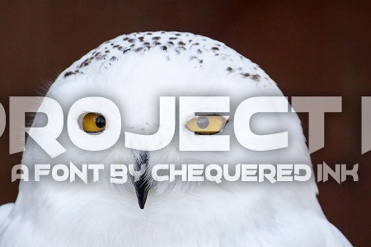 Project H Font