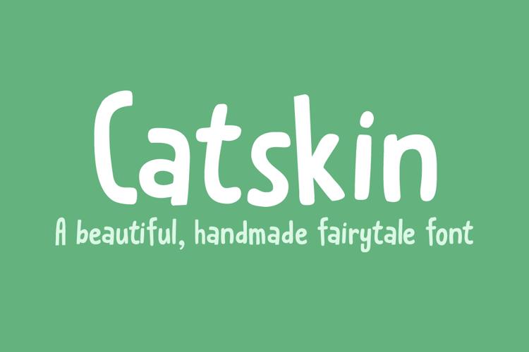 Catskin Font