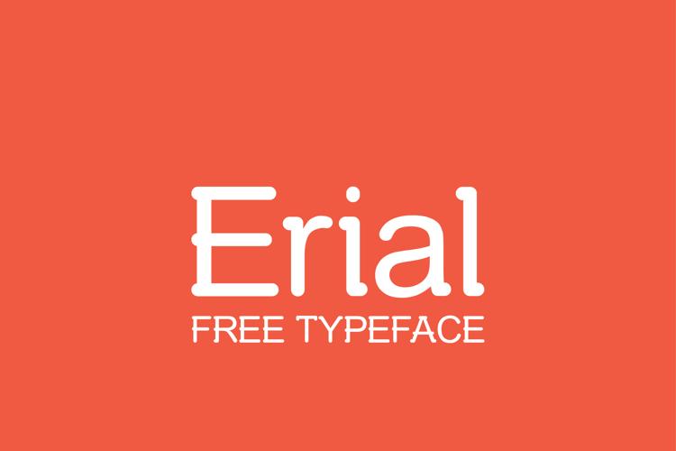 Erial Font