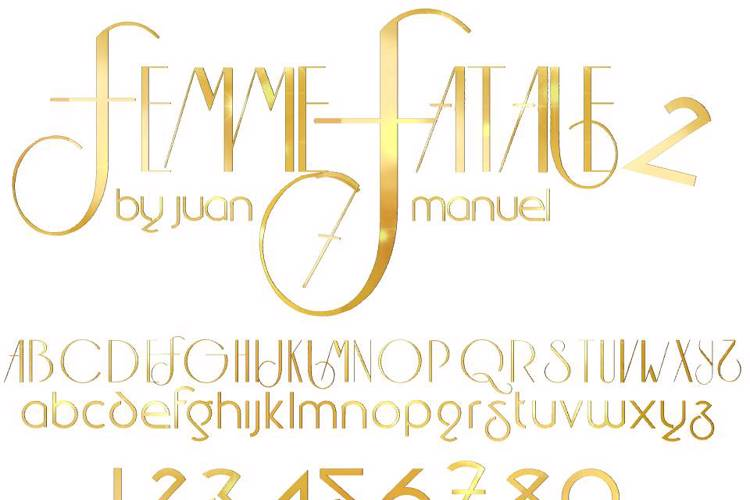 FEMME 2 Font