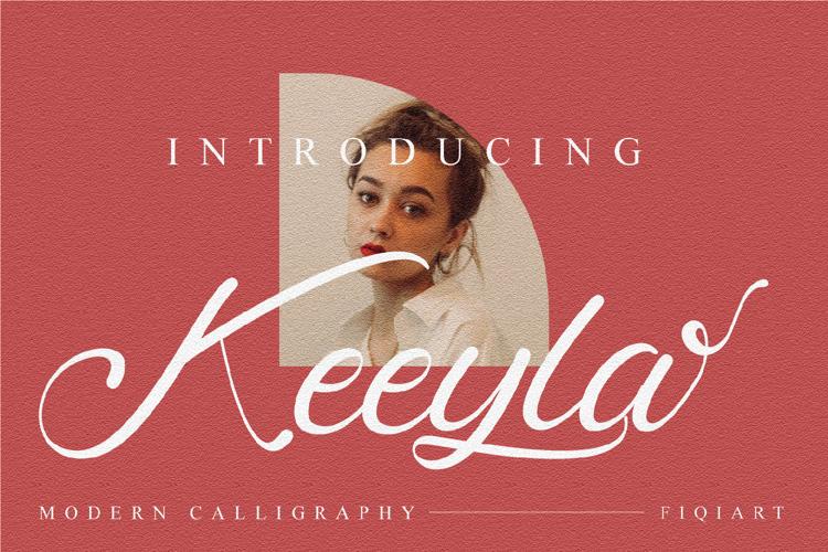 Keeyla Font