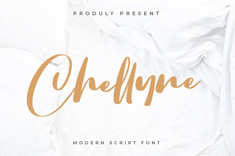 Chellyne Font