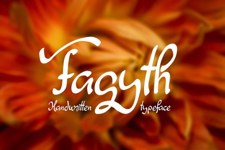 Fagyth Font