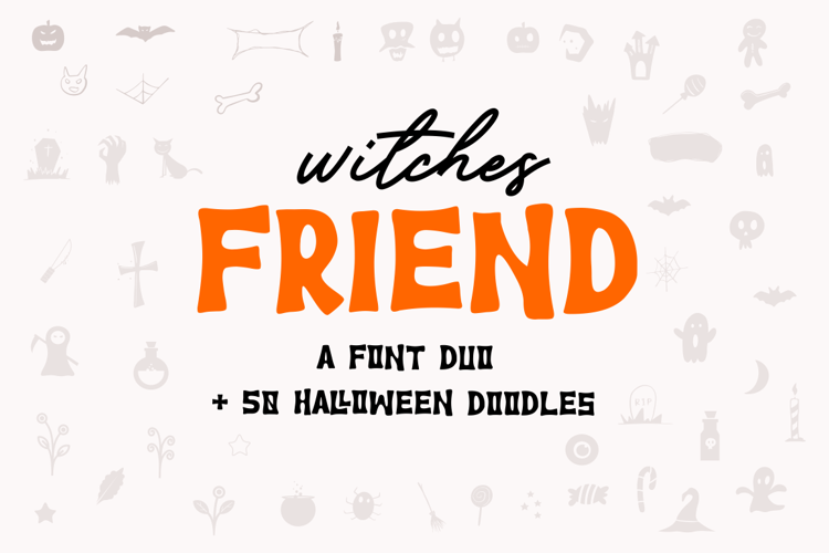 Witches Friend Font