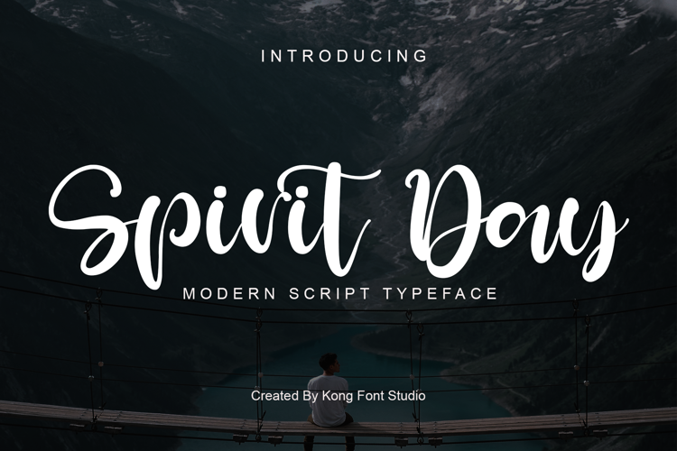 Spirit Day Font
