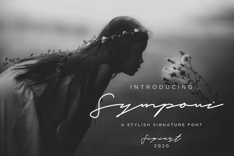 Symponi Font