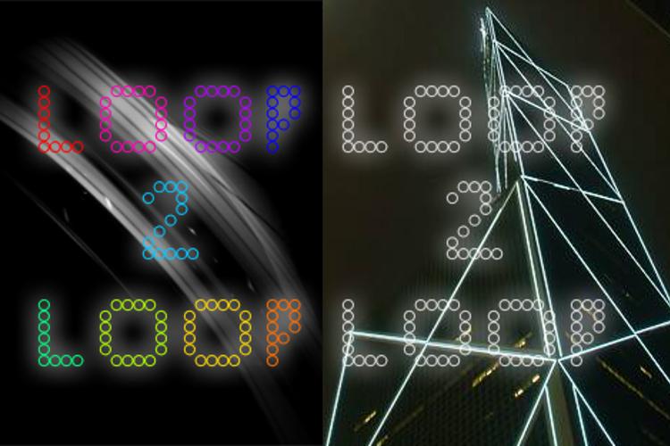 Loop to Loop Regular Font