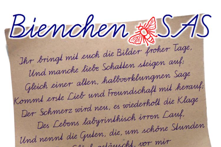 Bienchen SAS Font