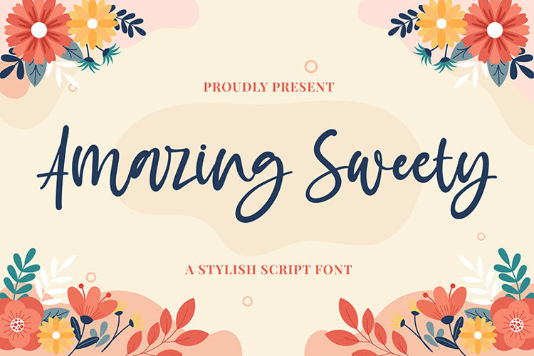 Amazing Sweety Font