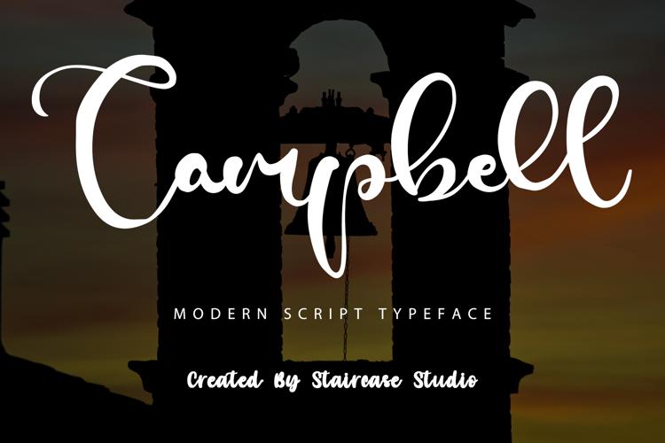 Campbell Font