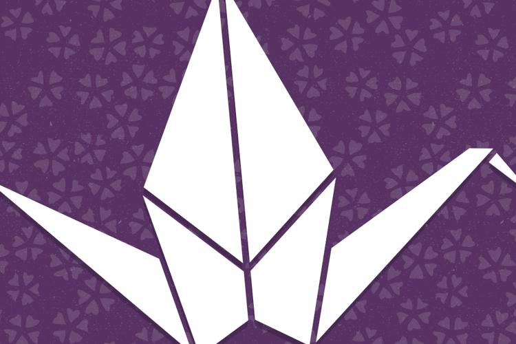 Origami Bats Font