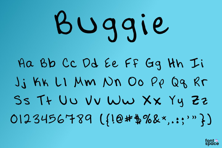 Buggie Font