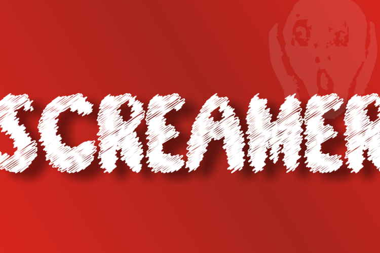 Screamer Font