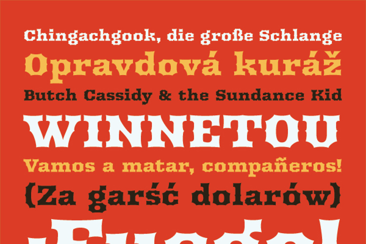 Arbutus Font