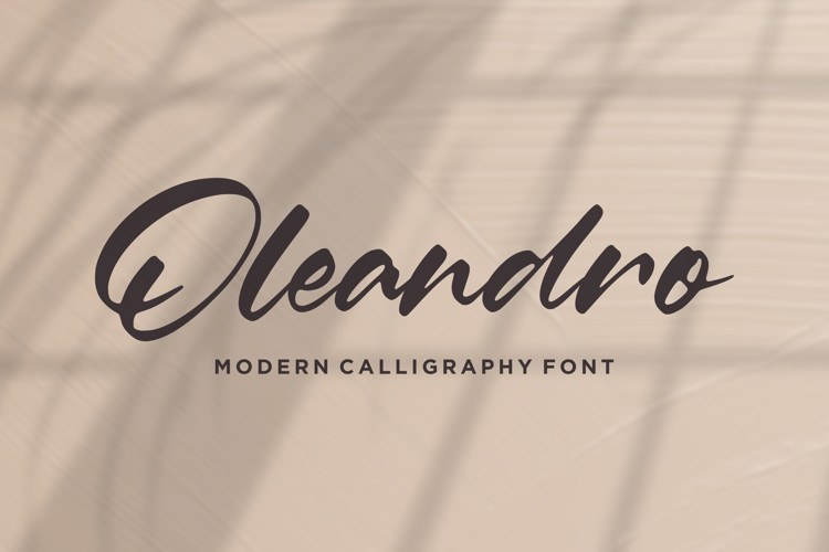 Oleandro Font