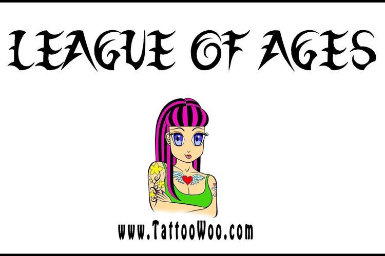 League of Ages Font