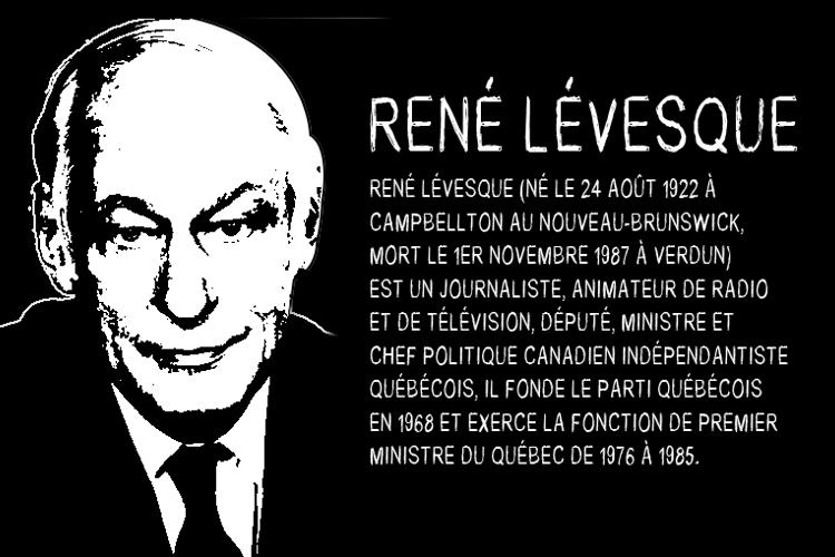 Rene Levesque Font