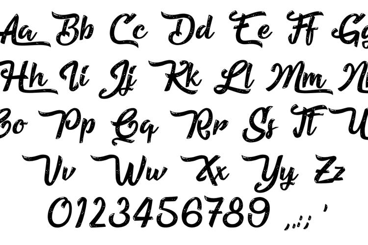 Beautiful Fascination Font
