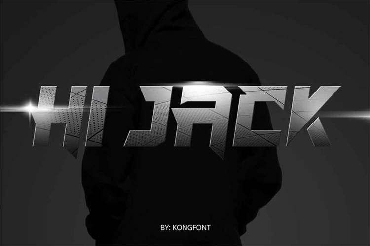 Hi Jack Font
