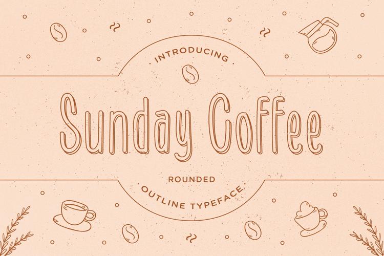 Sundaycoffee Font