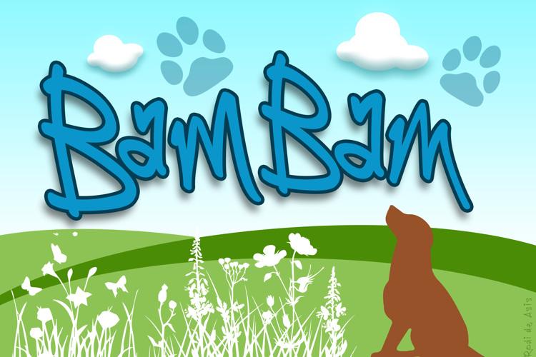 BamBam Font