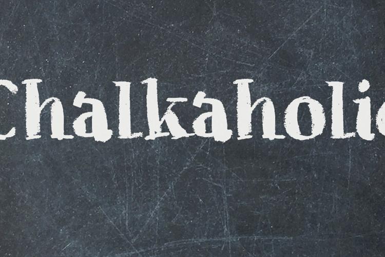 Chalkaholic DEMO Font