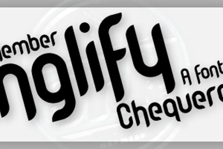 Member Kinglify Font