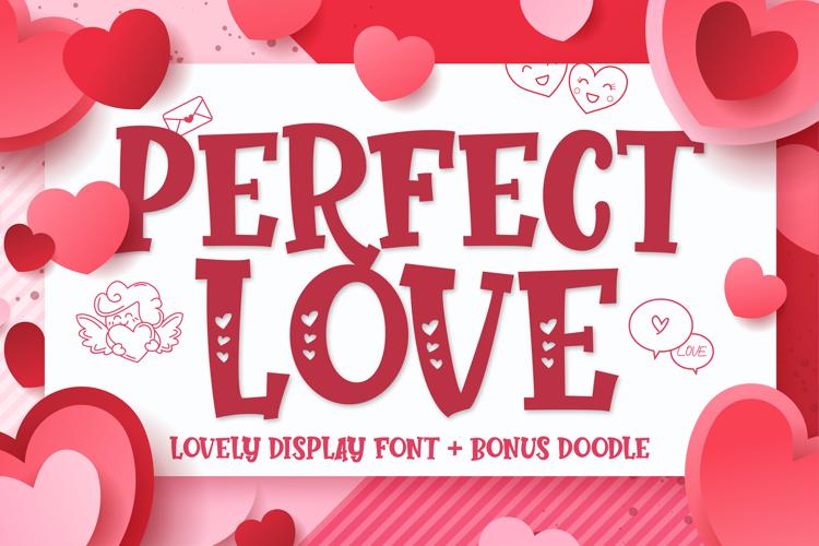 Perfect Love Font