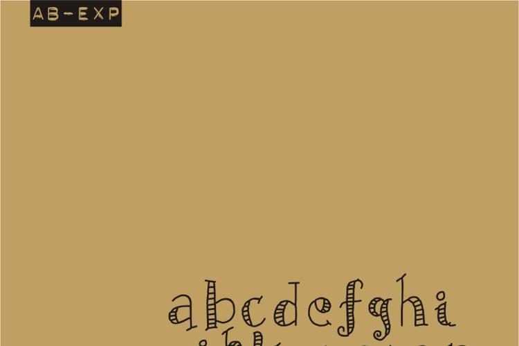 AB Exp Font