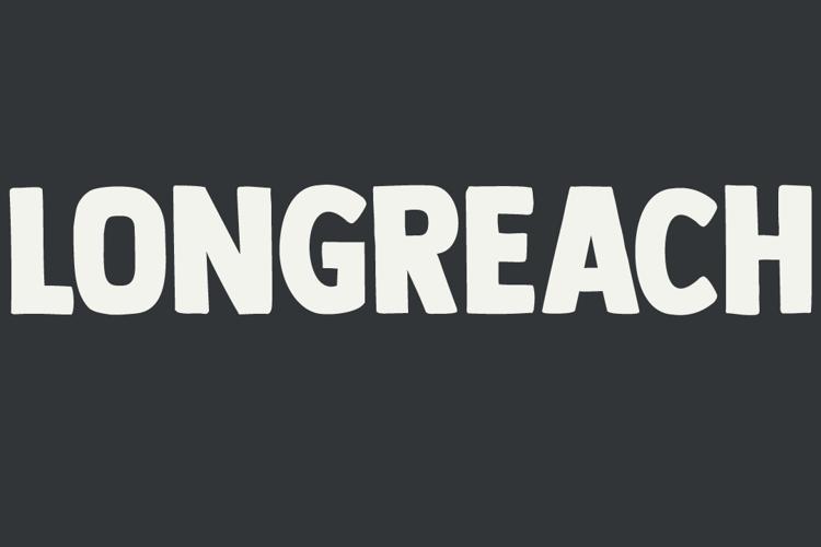 DK Longreach Font