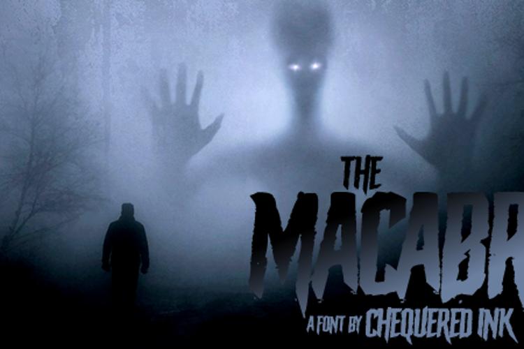 The Macabre Font